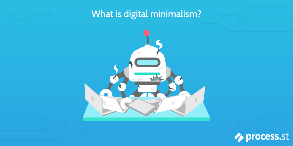 What is digital minimalism?