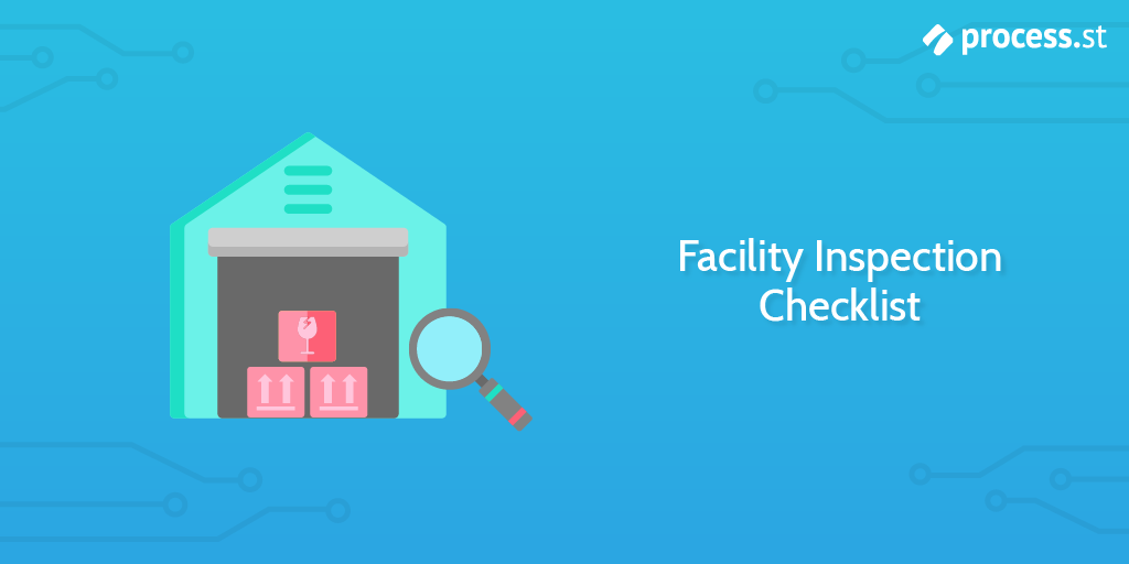 facility inspection checklist