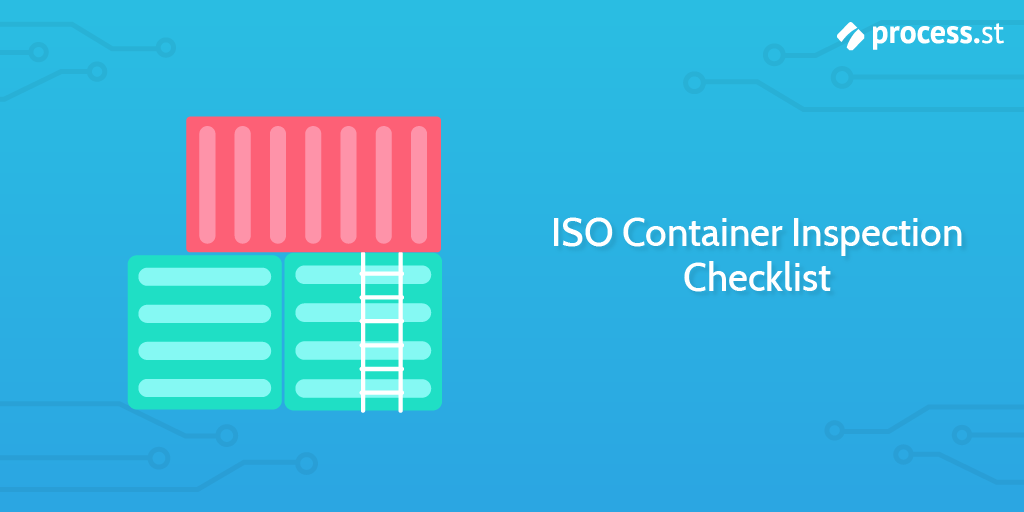 ISO Container Inspection Checklist