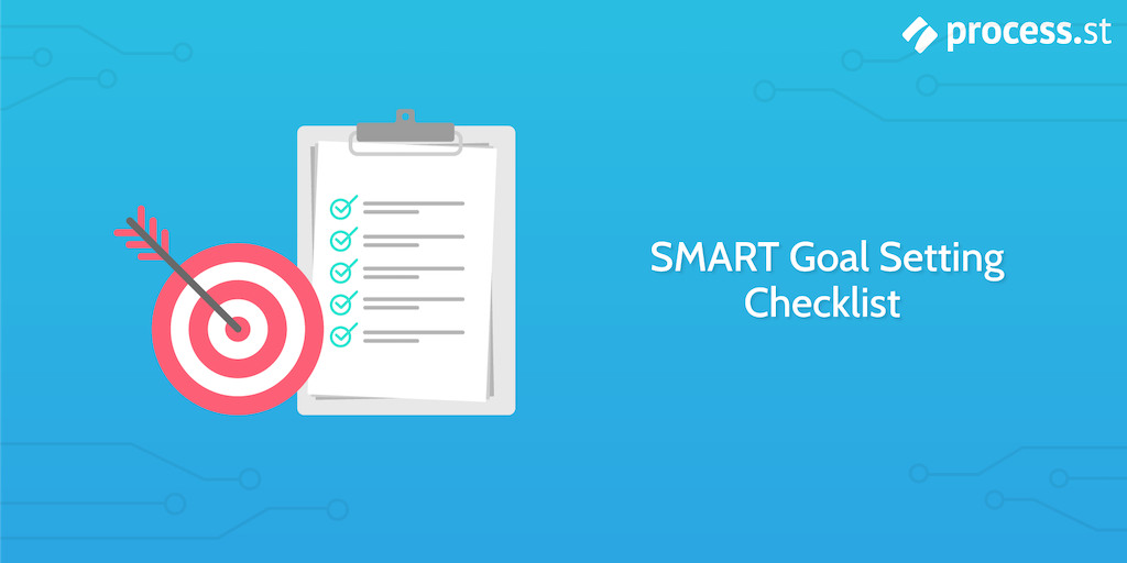 smart goal setting checklist