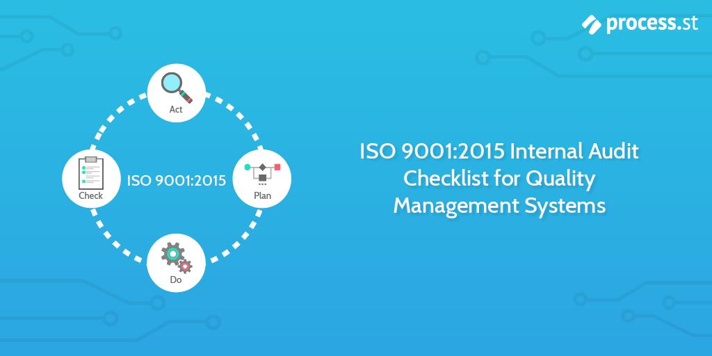Enterprise Content Management - iso 9001