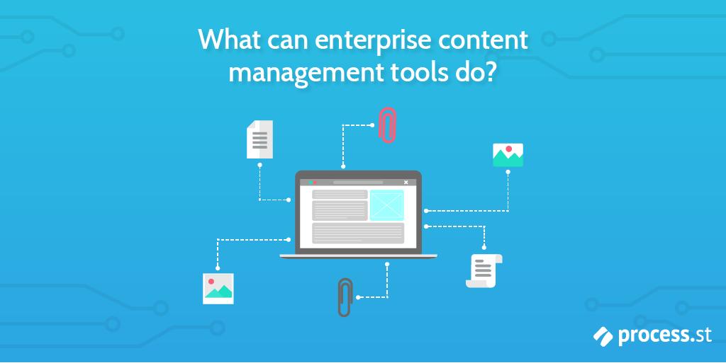 Enterprise content management pros