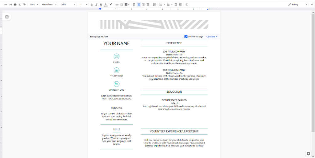 50 Google Docs Templates For Business Success With 60 Process