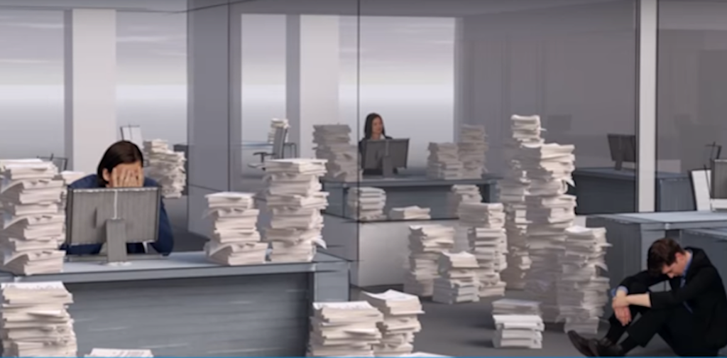 Enterprise Document Management - The paper problem