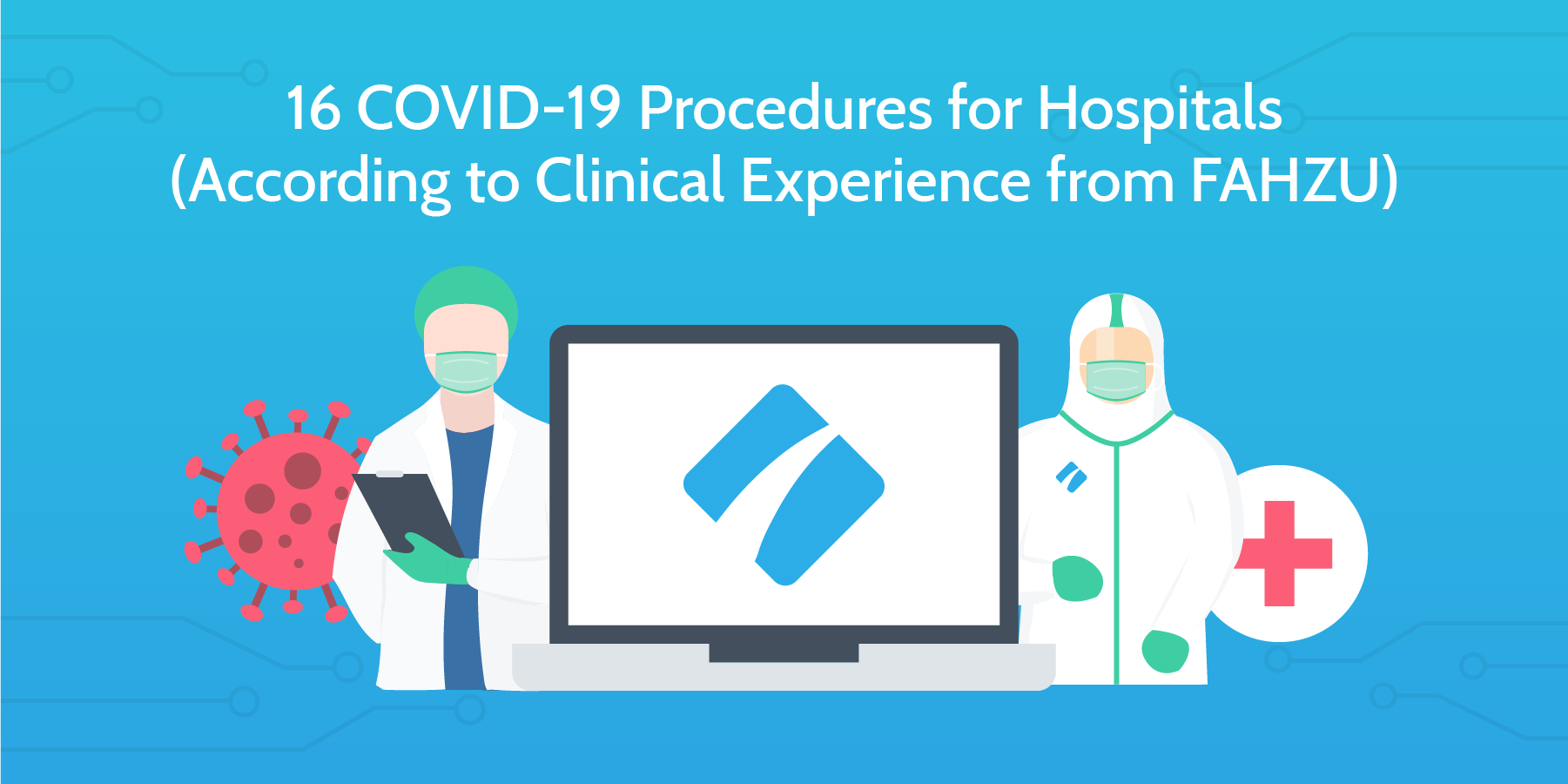 covid-19 procedures header