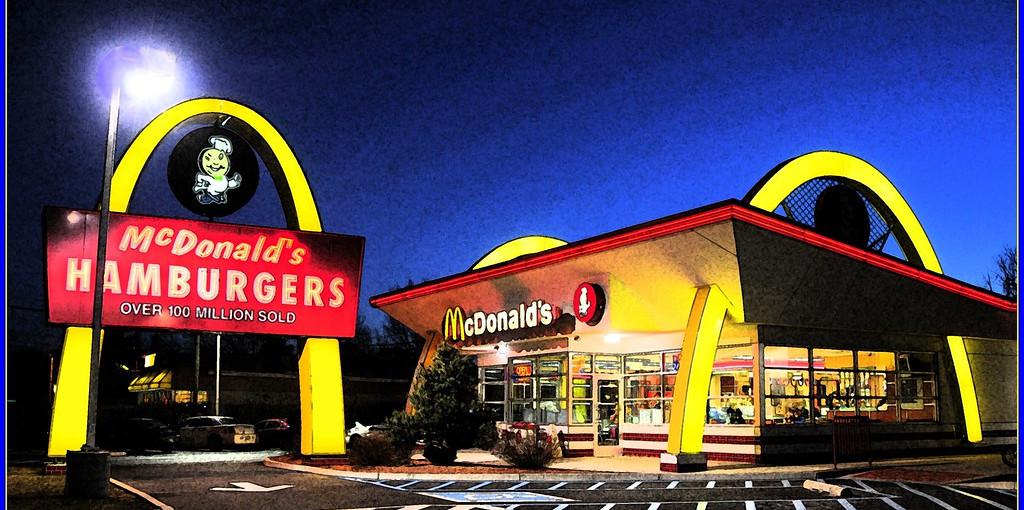 remote agency - McDonalds