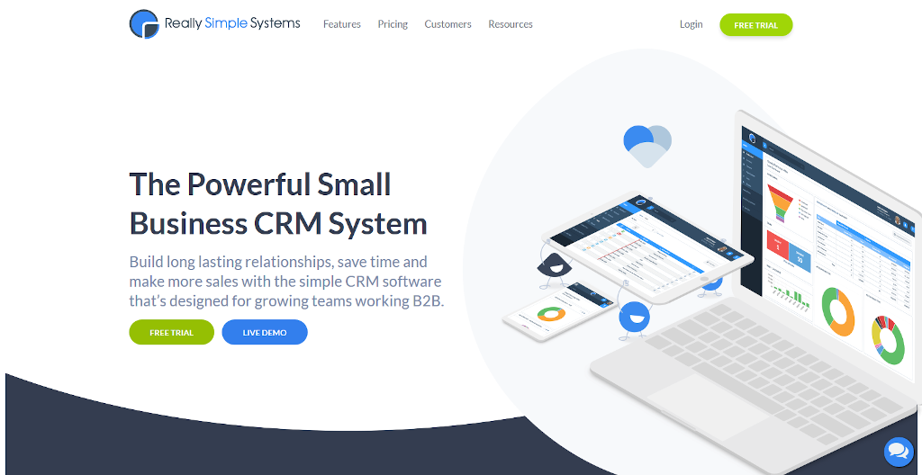 Customer success for SaaS - Really Simple Systems