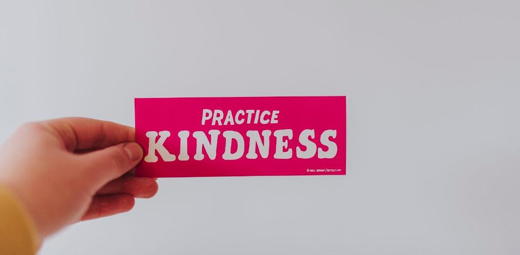 Customer success for SaaS - practice kindness