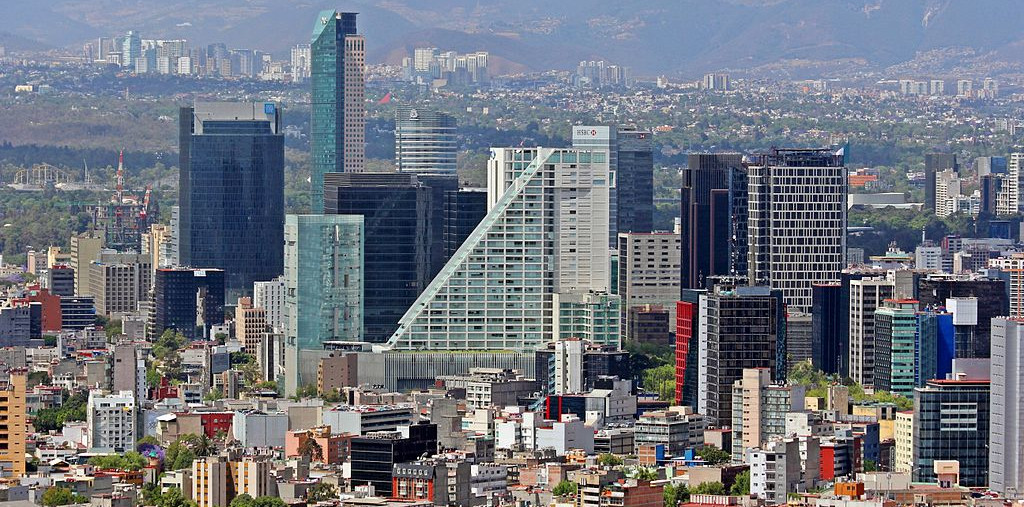 Corporate sustainability - Mexico City