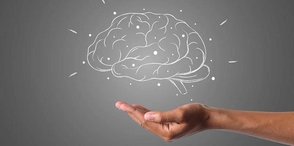 Work anxiety - brain