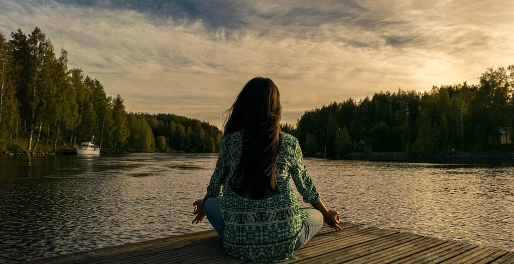 Work anxiety - meditation