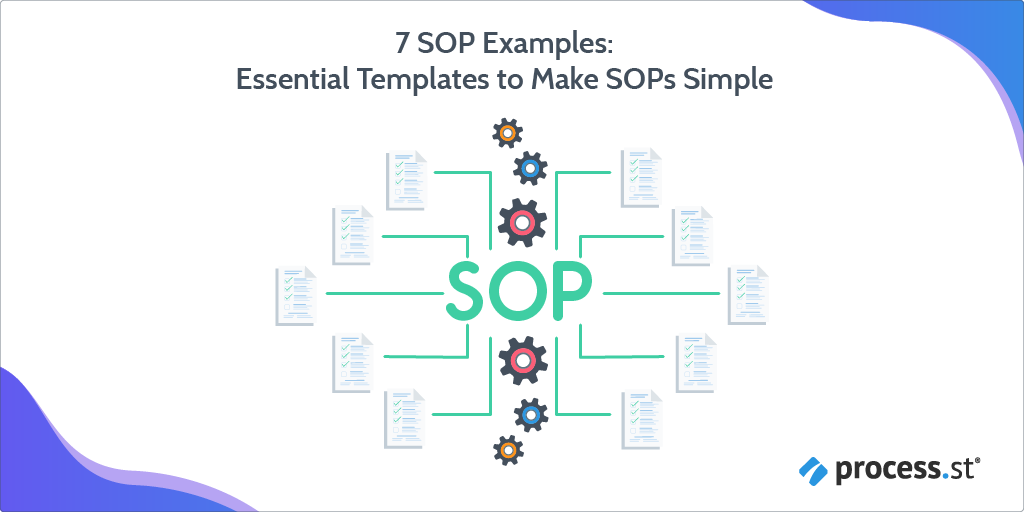 sop example templates