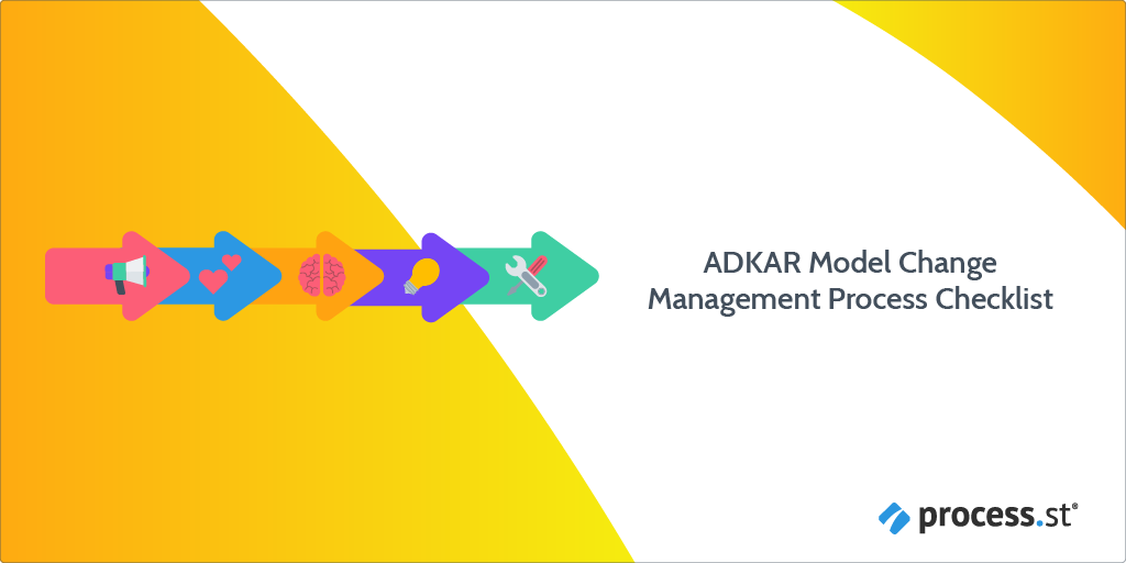 ADKAR Change Management Model Process Checklist