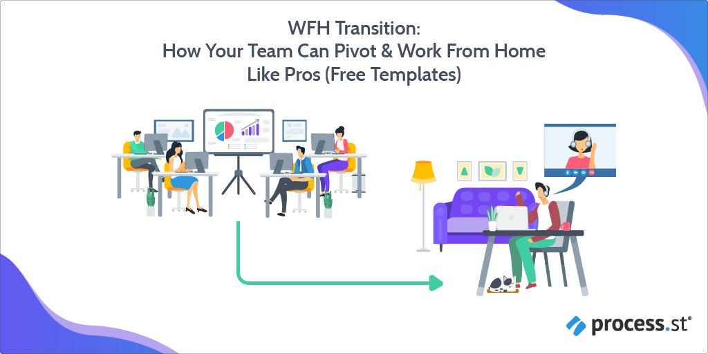 WFH transition