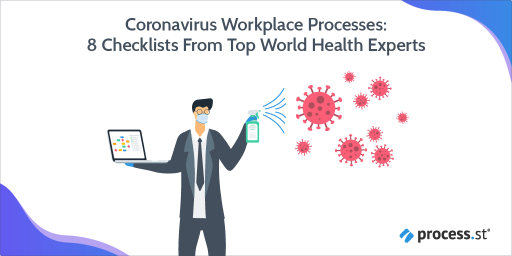 coronavirus workplace processes