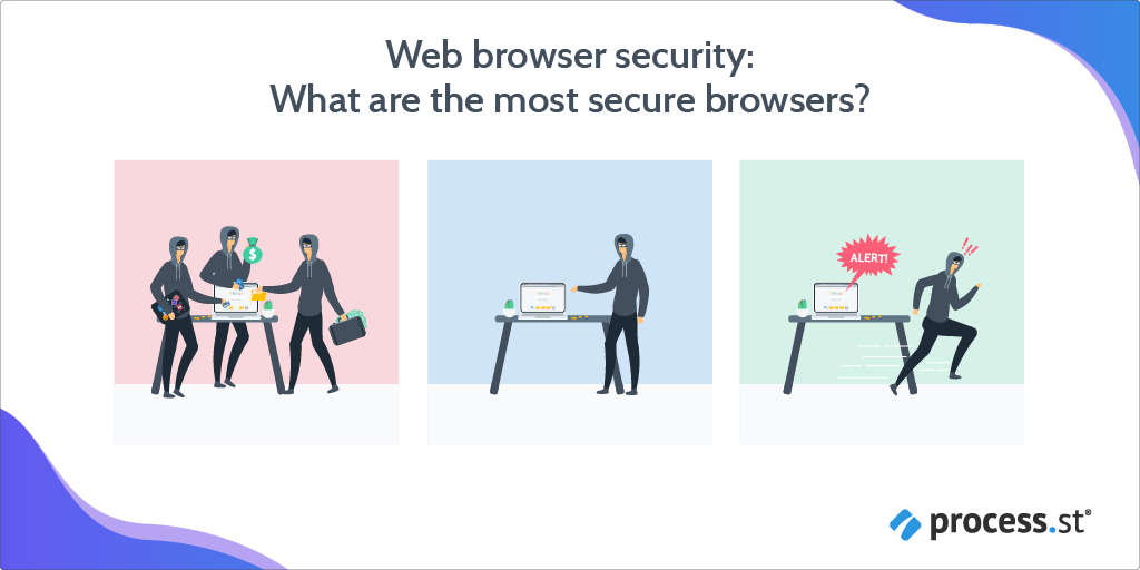 Web browser security