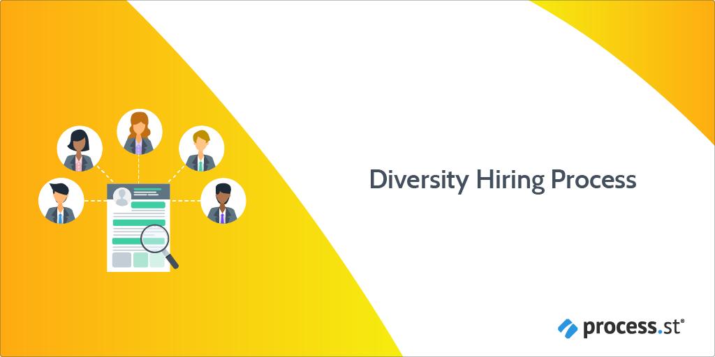 diversity hiring process