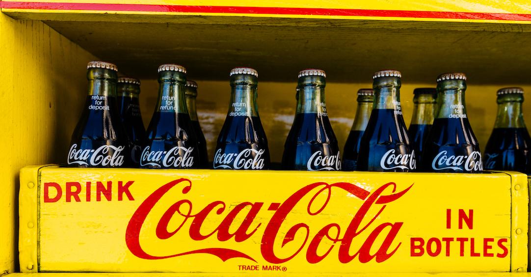 coca cola example of branding