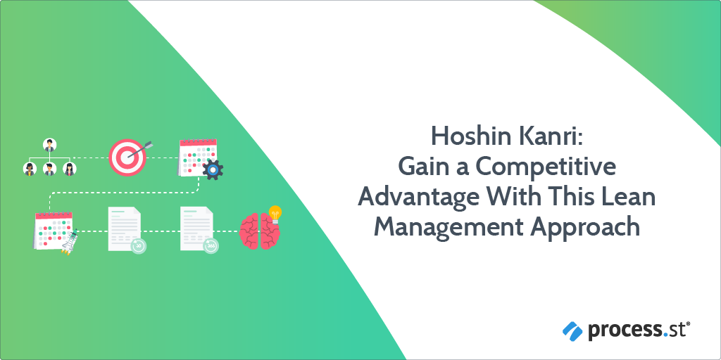 Hoshin Kanri Gain a Competitive Advantage With This Lean Management Approach
