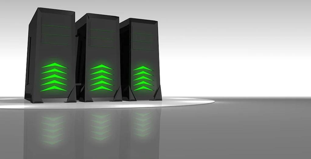 Green technology - green web host