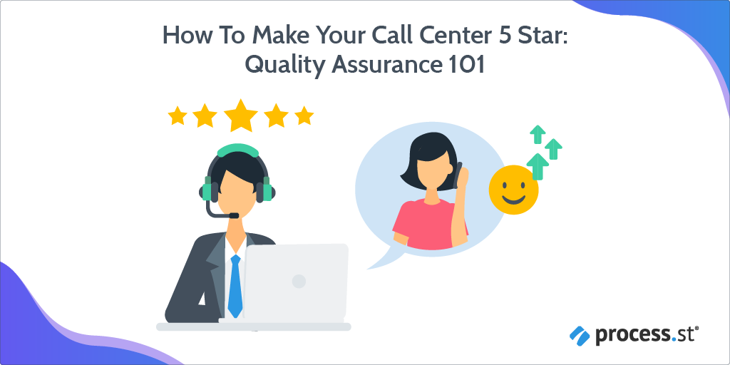 How To Make Your Call Center 5 Star: Quality Assurance 101