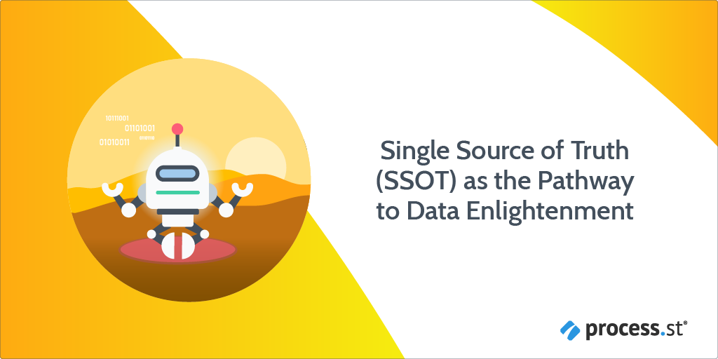 Single Source of Truth (SSOT) as the Pathway to Data Enlightenment