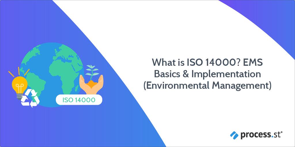 ISO 14000 EMS