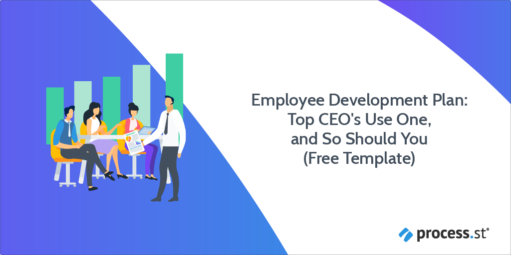Employee Development Plan Top CEOs Use One and So Should You Free Template