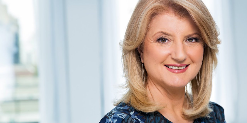 Entrepreneurial Spirit: Arianna Huffington