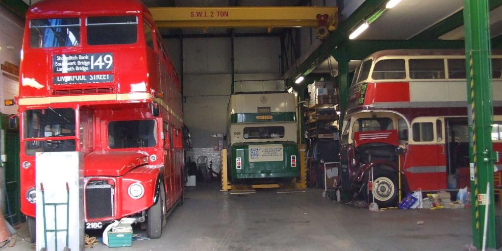 bus factor parts