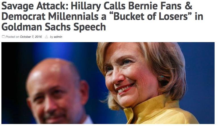 Modern Propaganda: Hilary Clinton