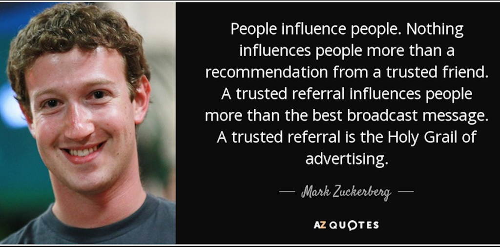 Referral marketing - image 1