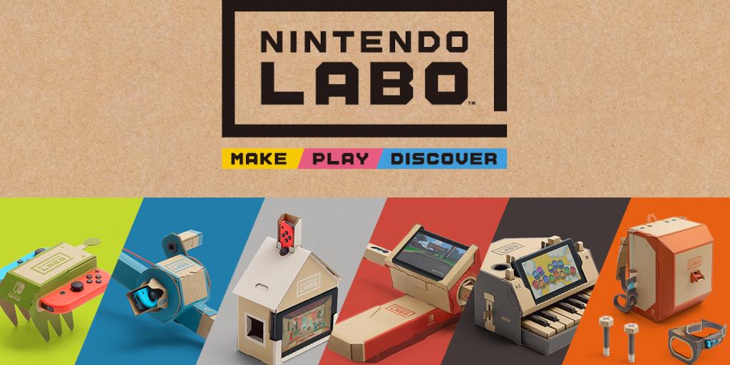 Phygital Marketing: Nintendo Labo
