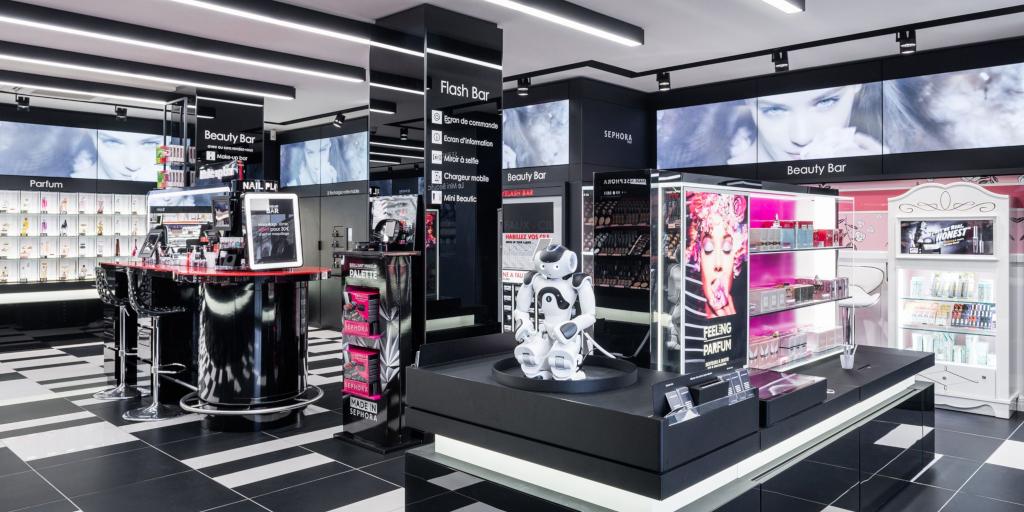 Phygital Marketing: Sephora