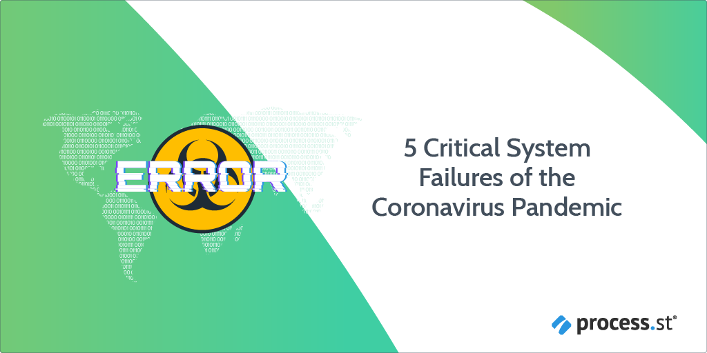 5 Critical System Failures of the Coronavirus Pandemic