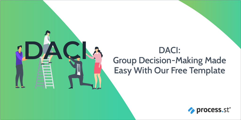 DACI: Group Decision-Making Made Easy With Our Free Template