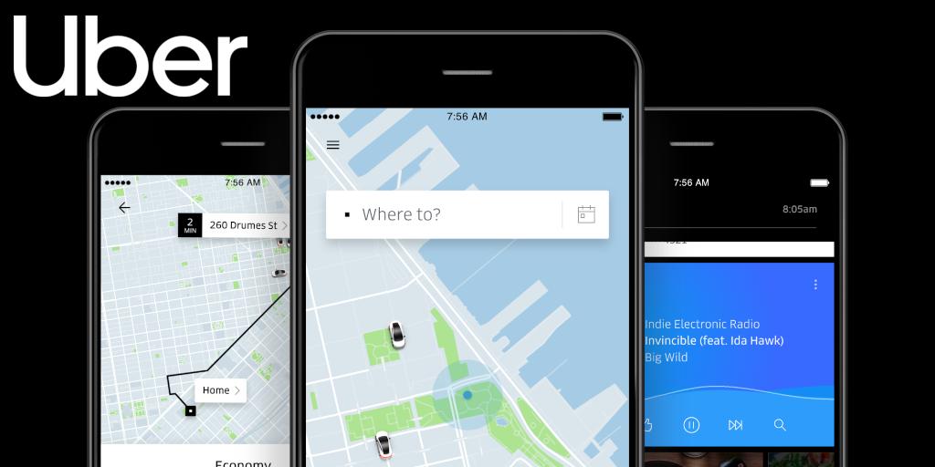 Hyper growth: Uber