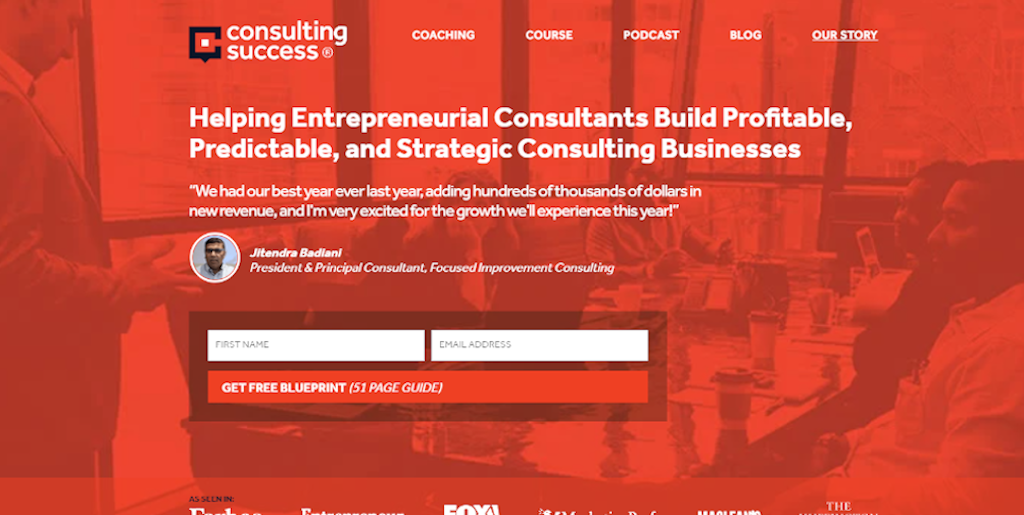 Consulting success