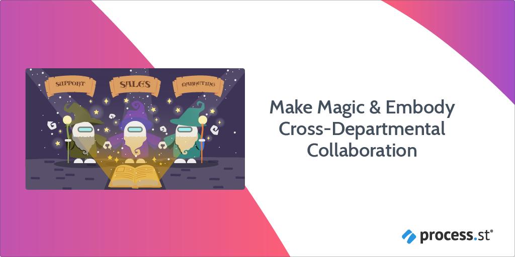 Cross-Departmental Collaboration
