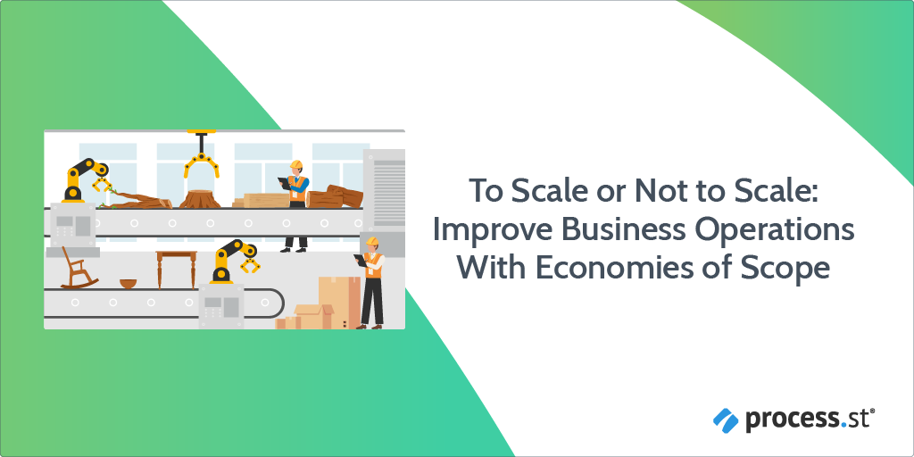To Scale or Not to Scale Improve Business Operations With Economies of Scope