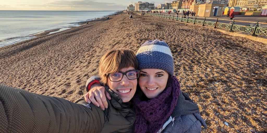 Hometown feels in Brighton