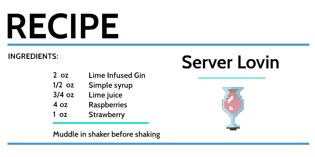 Herbie Porter's Cocktails: Server Lovin