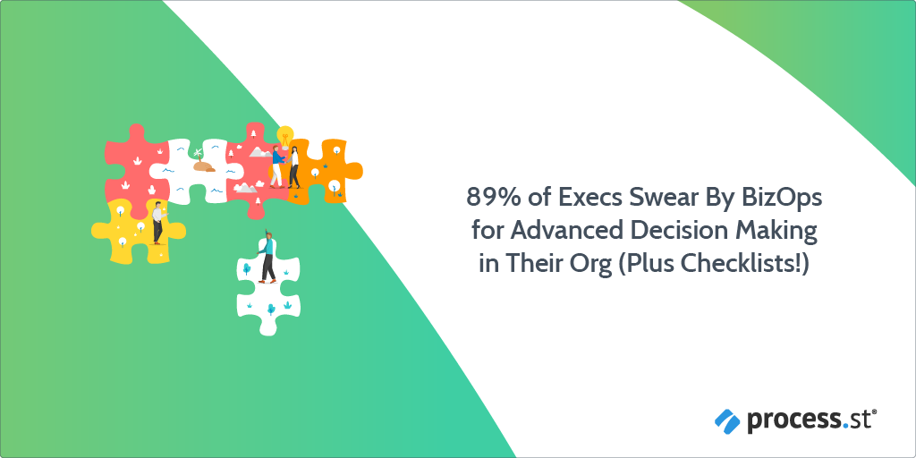 89% of Execs Swear By BizOps for Advanced Decision_1
