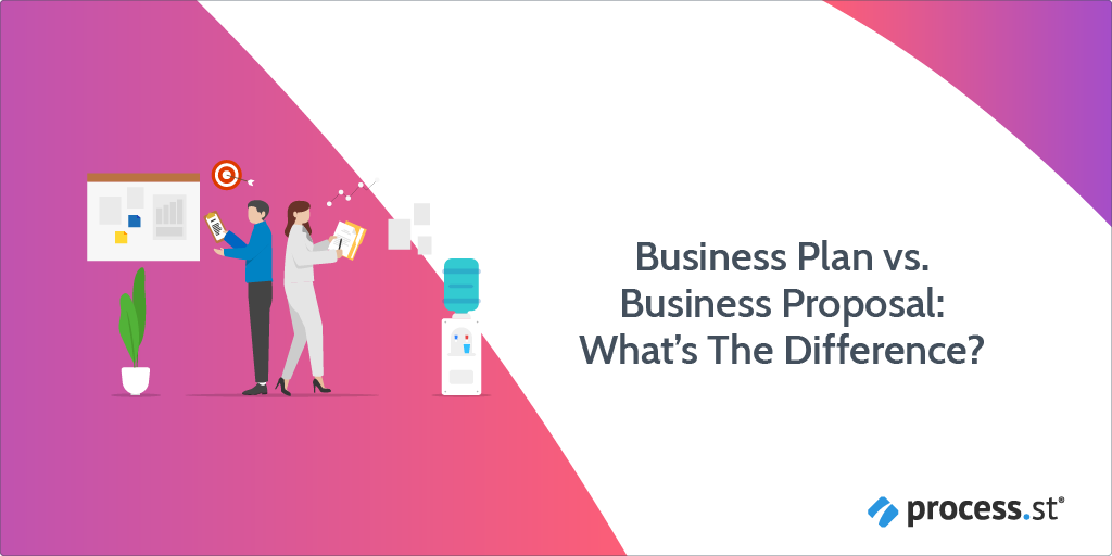 Business Plan vs. Business Proposal What's The Difference