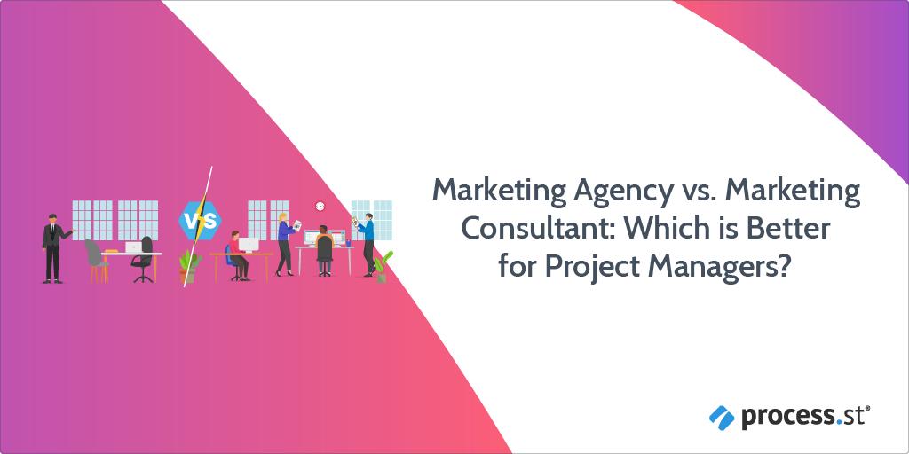 marketing agency vs marketing consultant