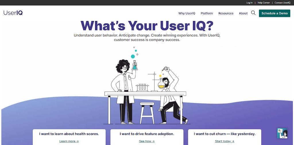 User IQ