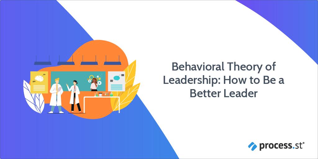 behavioral theory of leadership
