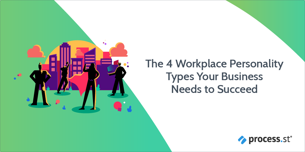 The 4 Workplace Personality Types Your Business