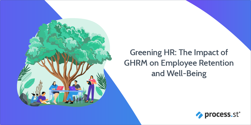 Greening HR: The Impact of GHRM on Employee Retention and Well-Being