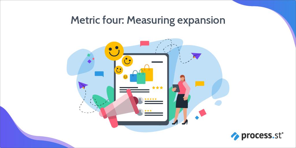 Metric 4 - measuring expansion